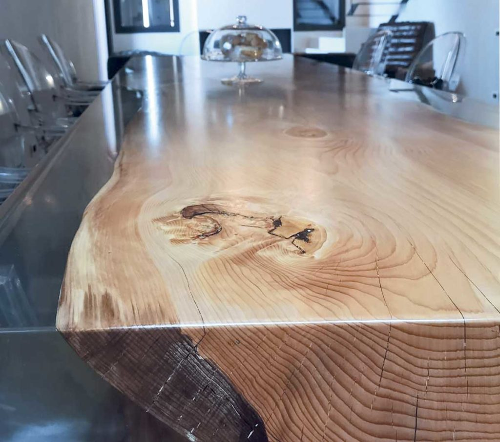 Come Scartavetrare Il Legno vernice epossidica trasparente per legno e altri supporti